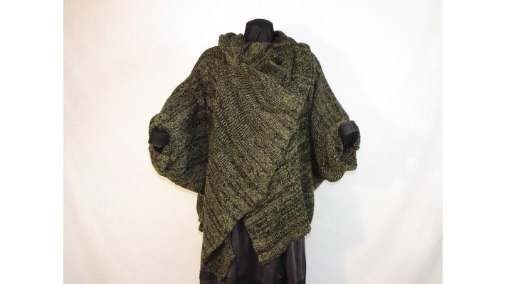 Palla noir tweed beige