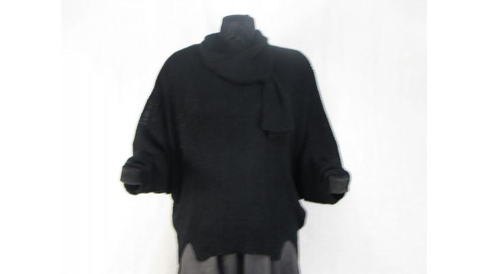 Frileuse noir