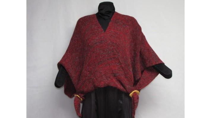 Samouraï- rouge noir