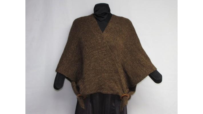 Samouraï- brun mustang